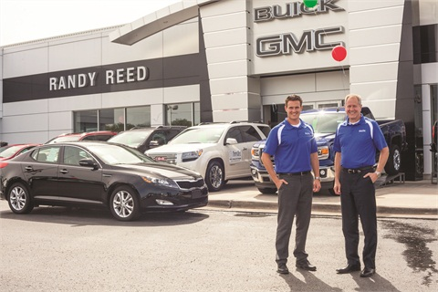 Randy Reed Automotive, Kansas City, Mo.